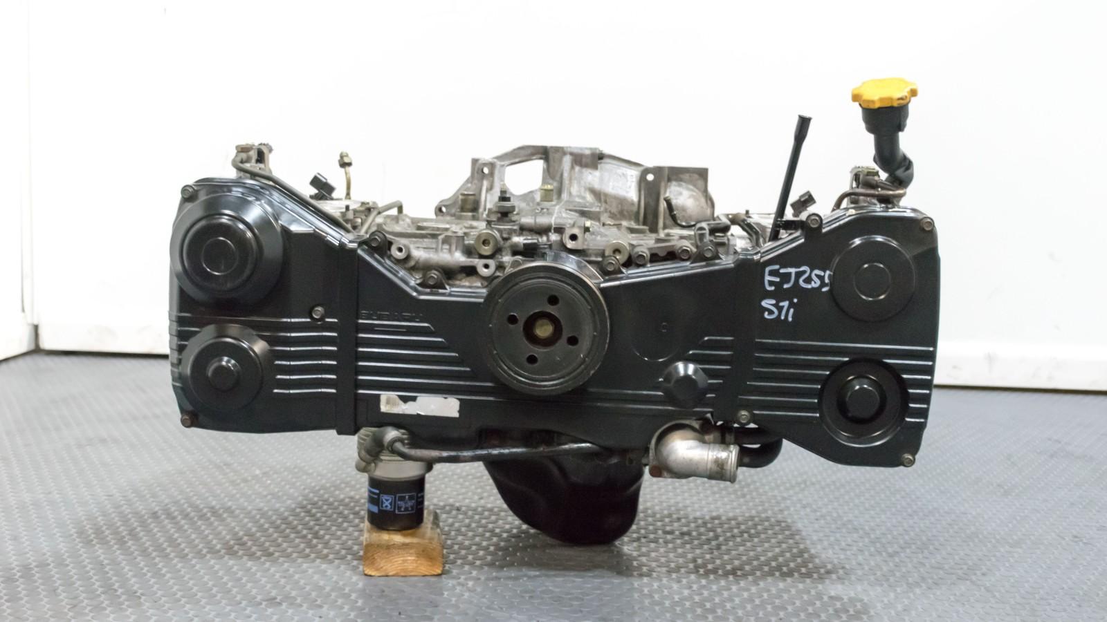 JDM Subaru Forester STi EJ255 2 5L 04-07 Motor Long Block Swap For Sale  FSTI Drive by Wire (Electrical Throttle Body) WRX 06-07 STI 2004 2007