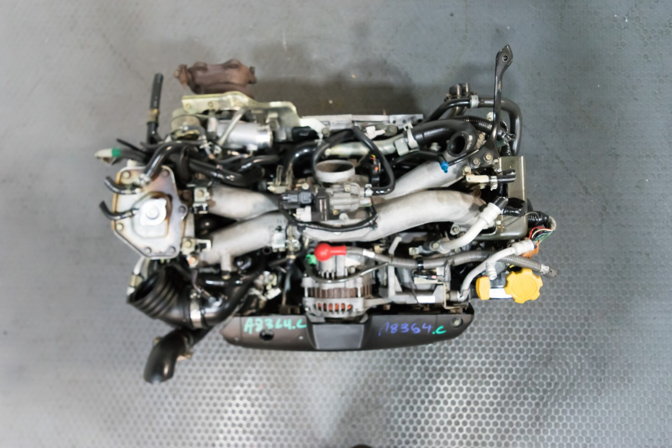 Low Miles Compression Tested EJ205 Engine with AVCS and TGV delete option  available for sale