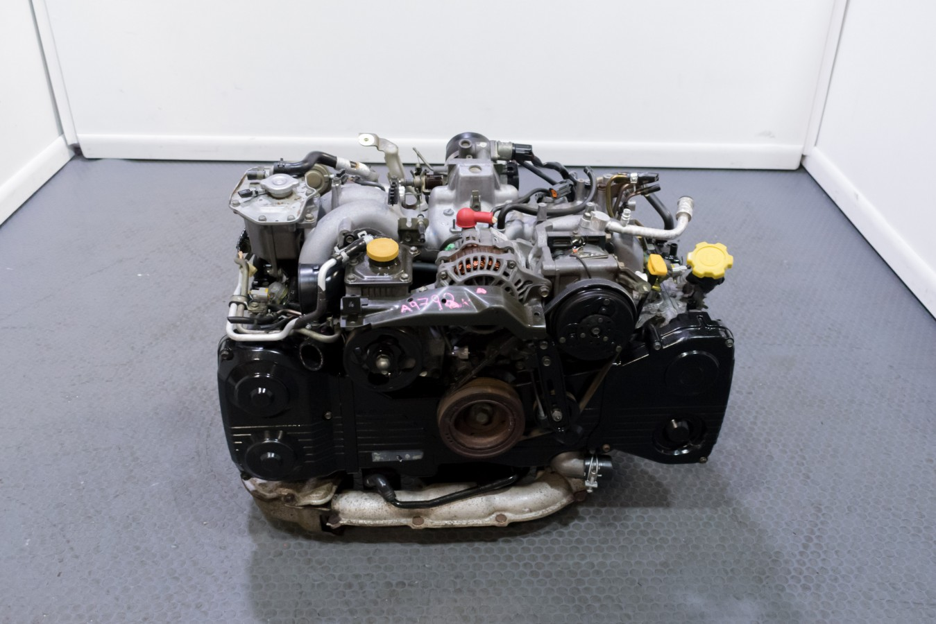 JDM 93-01 Subaru Impreza WRX Ver 5 & 6 GC8 2 0L with a TD04 Turbocharger  Engine Swap for sale