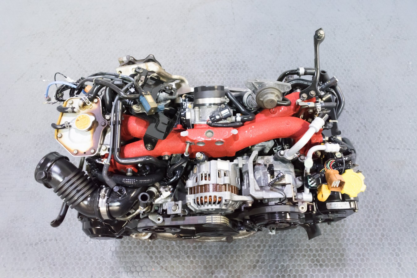 JDM EJ255 Subaru Forester STi Long Block Engine Replacement for EJ257  2004-2007 STI & 2006-2007 WRX with TMIC for sale
