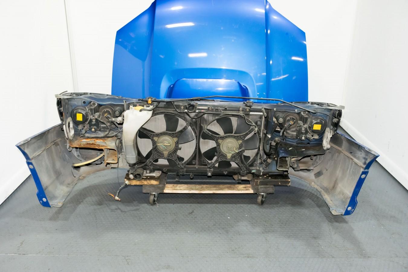 Used Subaru Wrx Sti For Sale >> Used JDM Subaru Impreza WRX Blobeye 2004 2005 Front Cut ...