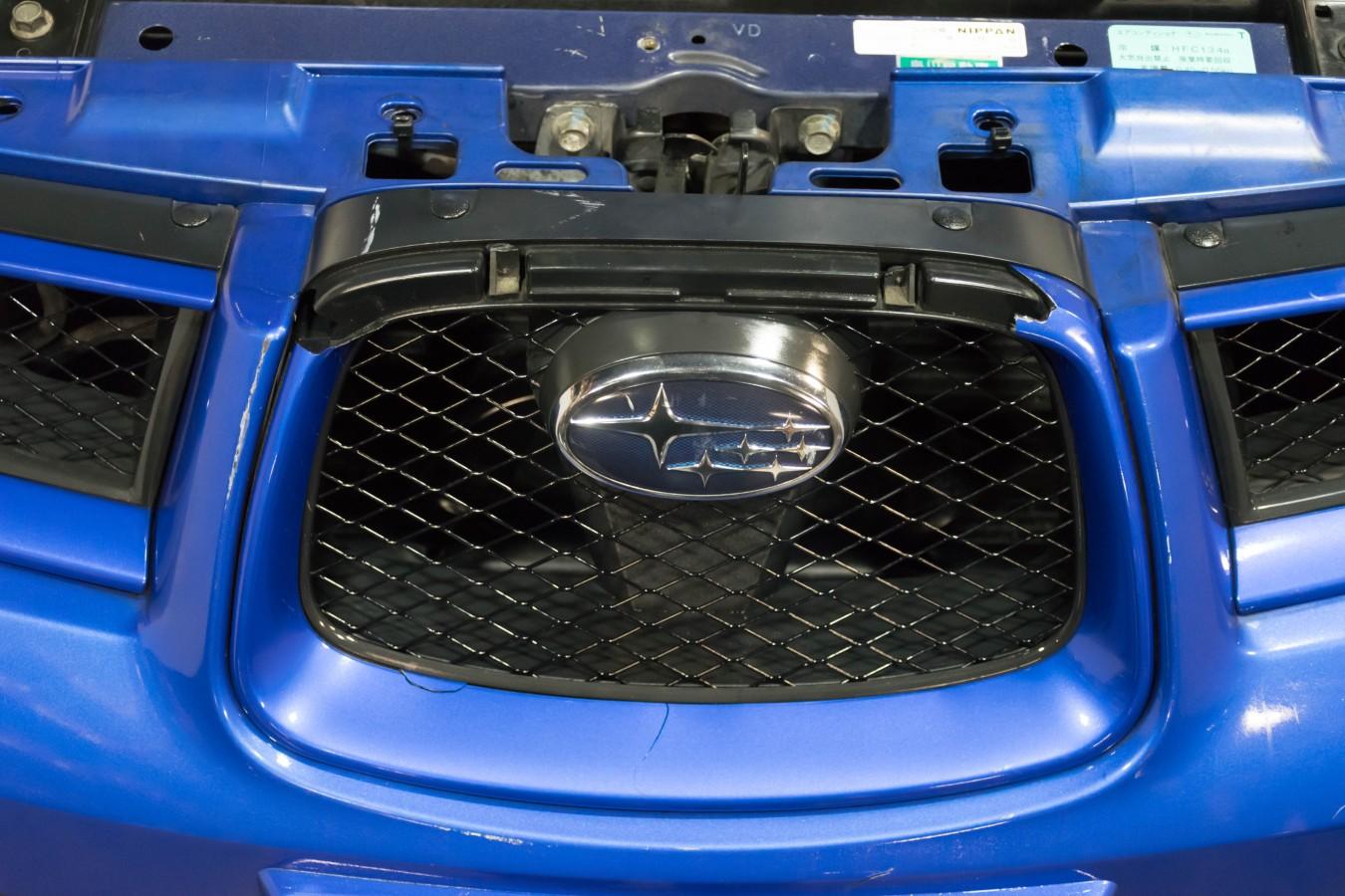 Used Subaru Wrx For Sale >> 2006 2007 Impreza WRX STI Version 9 Hawkeye Nose Cut in World Rally Blue With a Beautiful Front ...