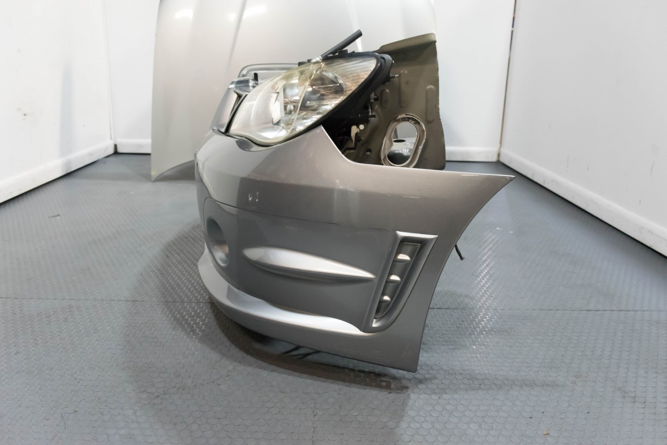 2006 2007 Impreza WRX STi Nose Cut With HID Headlights ...