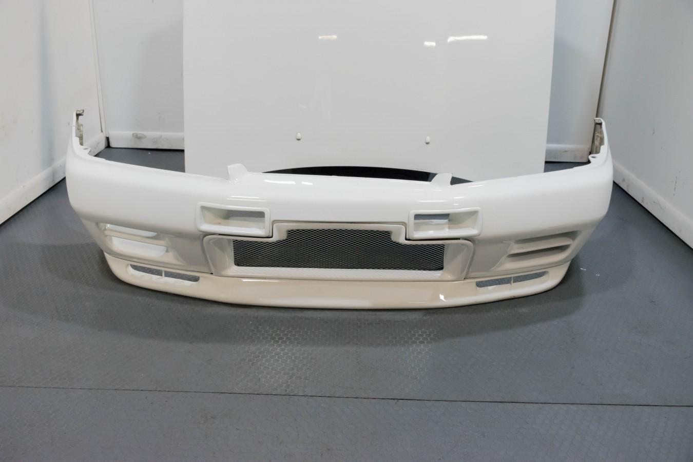 JDM Nissan Skyline GTR BNR32 Complete Front Clip with Nismo N1 Style Front  Bumper, Fenders and Hood