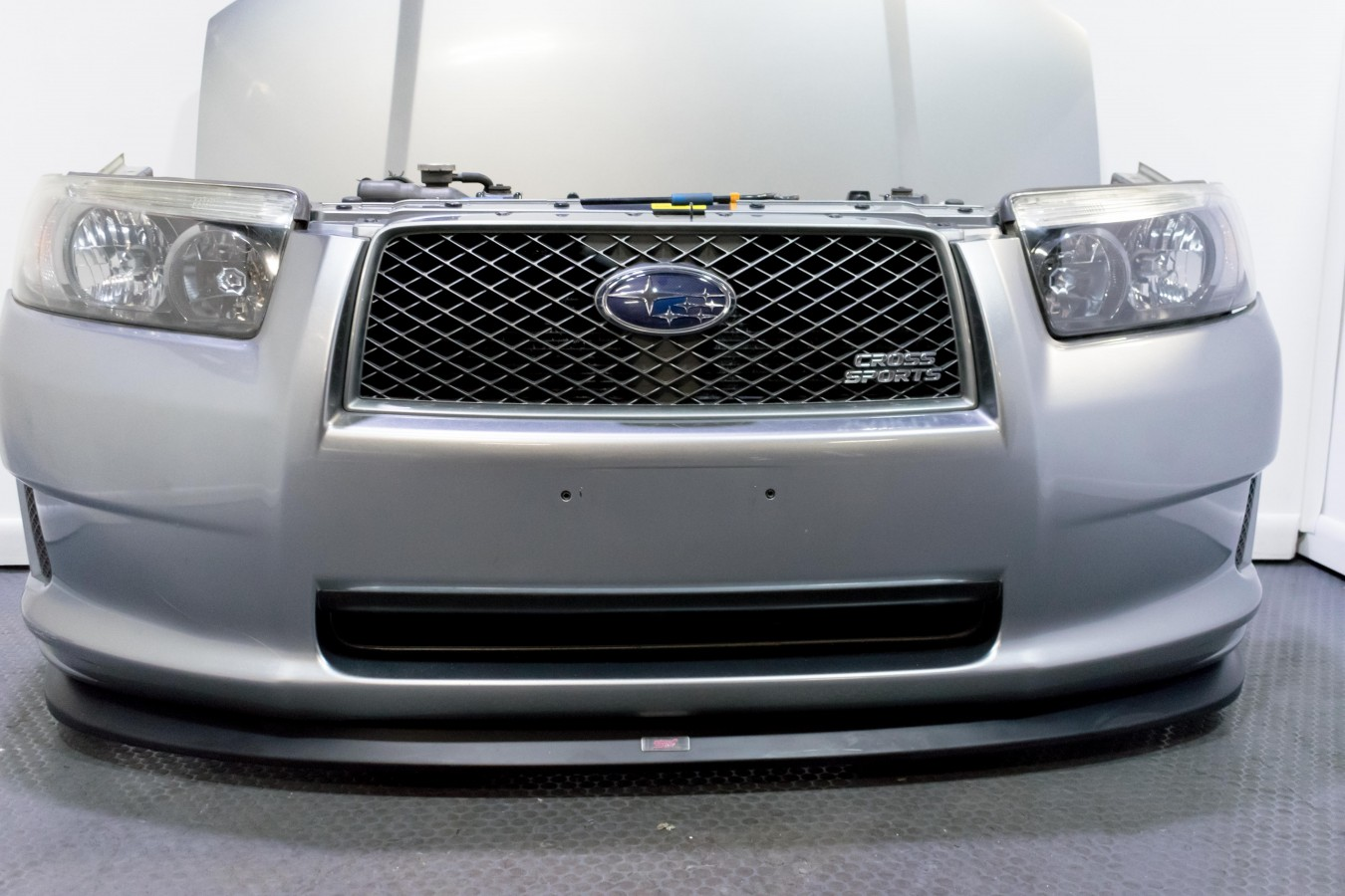 Forester Xt For Sale >> JDM 06-08 Forester SG9 Cross Sport Front End in Silver ...