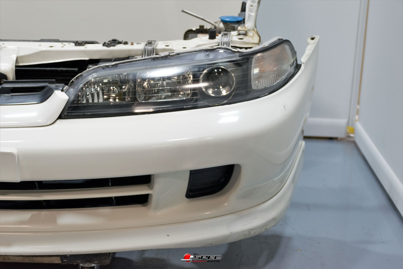 clear head integra projector light halo acura headlights products black