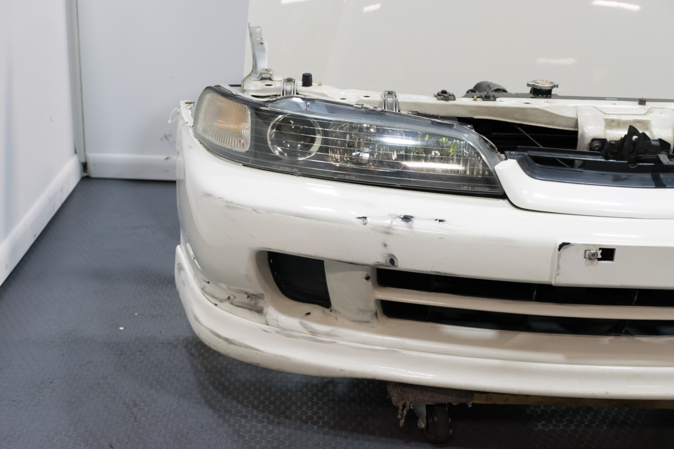 headlights to id install i acura of picture large how projector the integra on