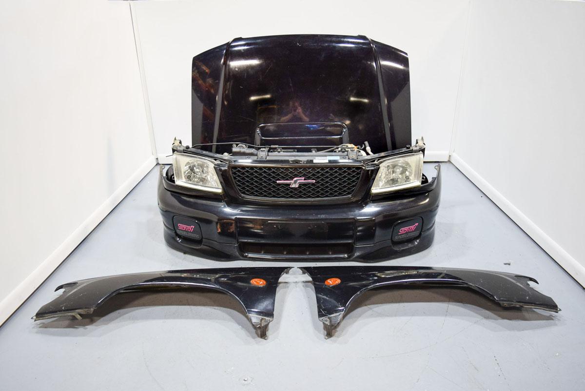 Toyota Of Sanford >> JDM SF5 Forester STi Front Cut with STi Fog Light Covers | Subaru | J-Spec Auto Sports