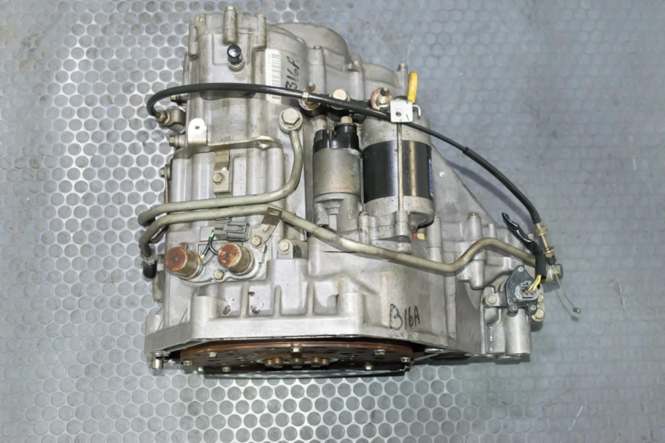 Low Mileage Used Jdm Honda Del Sol Integra M24a Manual Guide