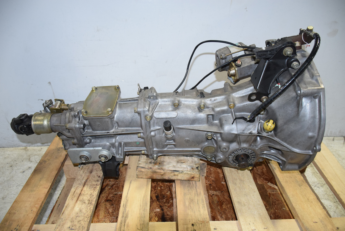 Jdm Subaru 5 Speed 3 9 Non Turbo Manual Transmission Manual Guide