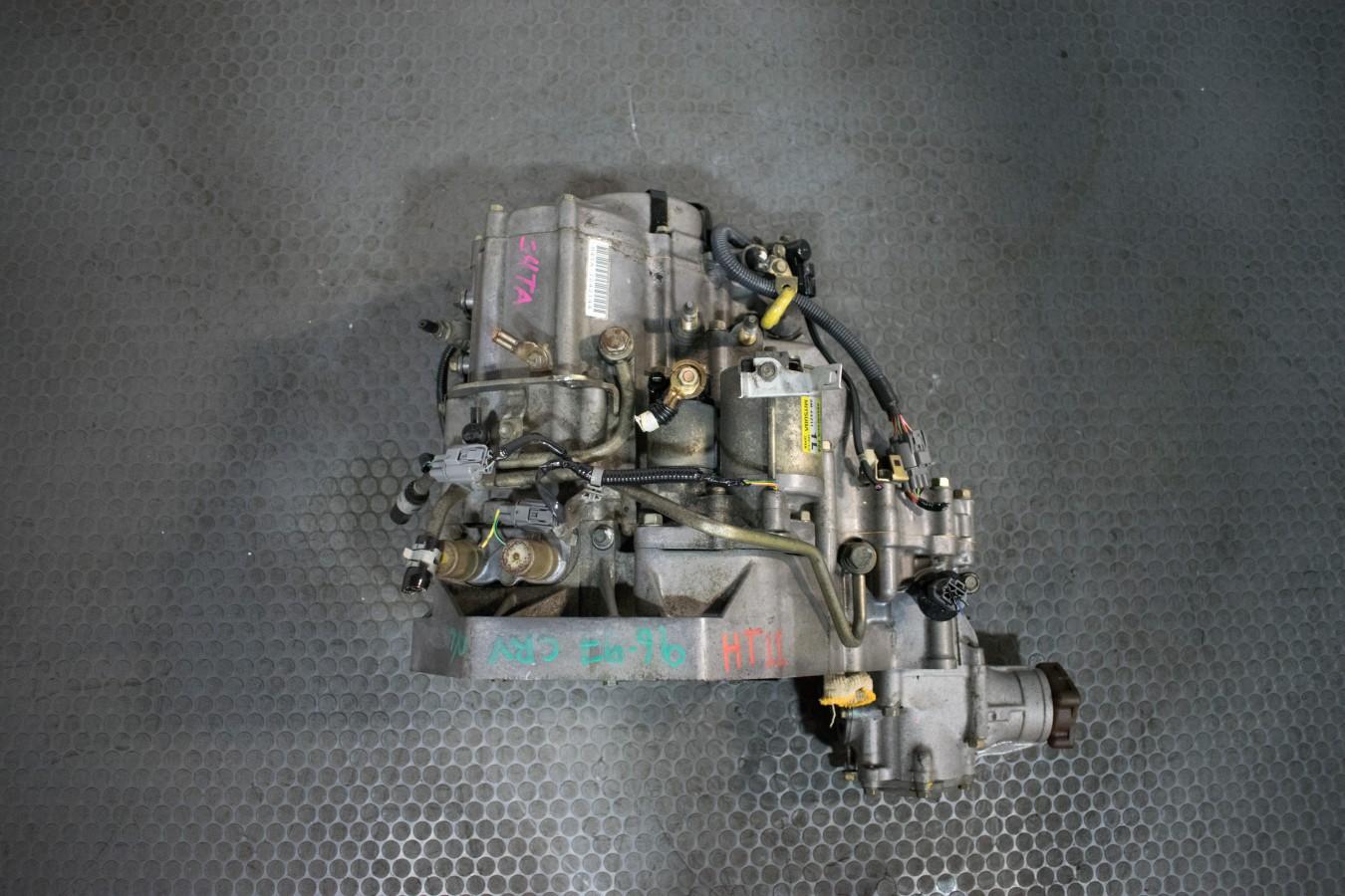 jdm honda cr  sta   awd automatic transmission  sale honda manual