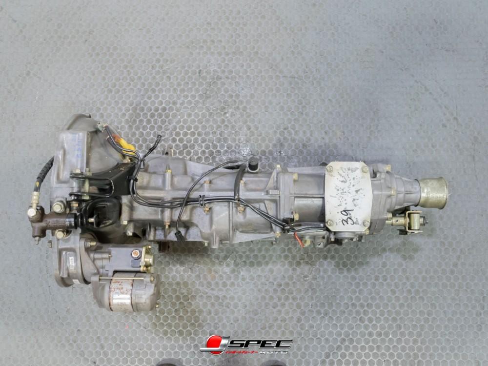 Subaru 5 Speed Manual Transmission 5MT   J-Spec Auto Sports