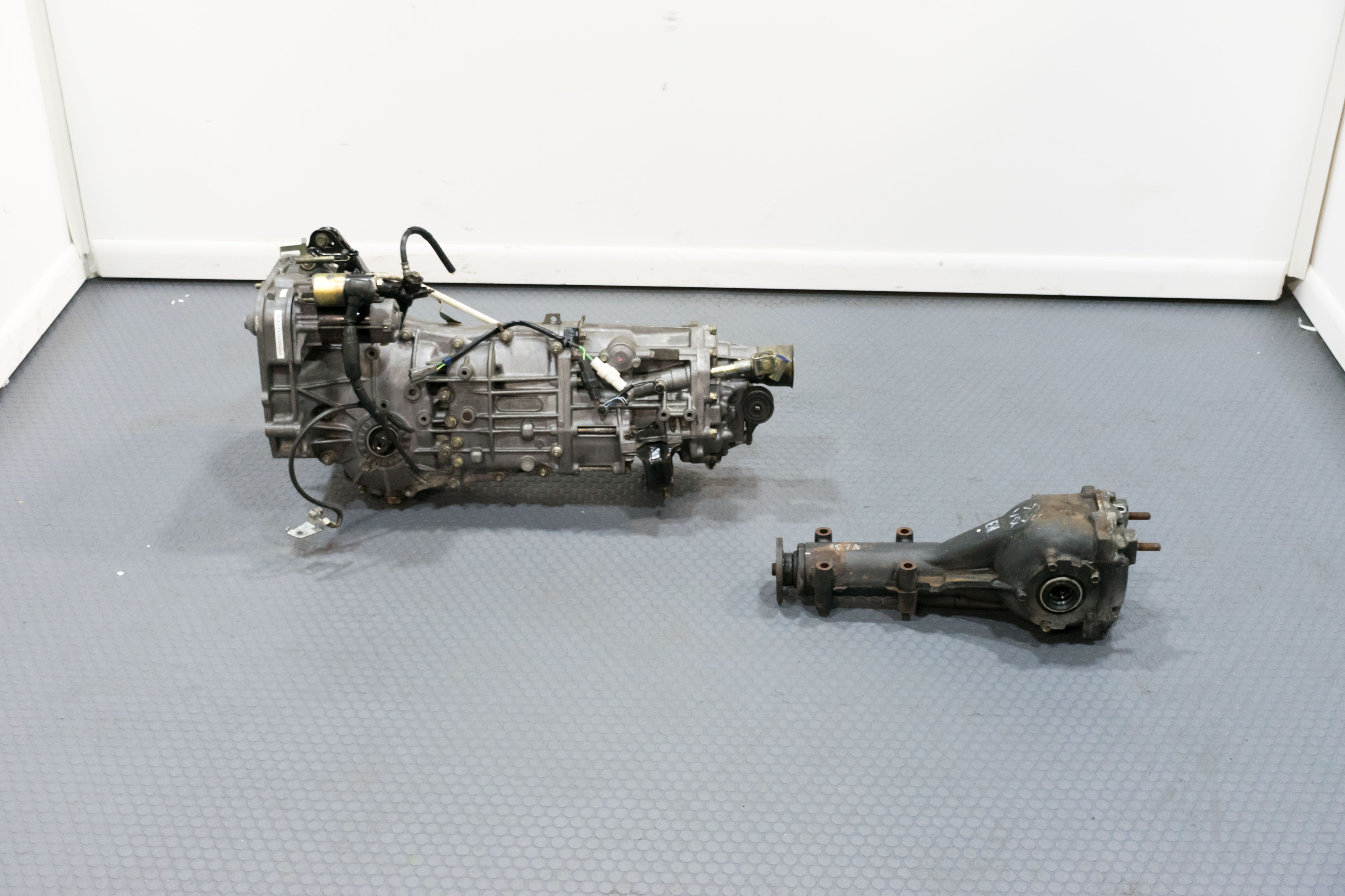 2002-2005 Subaru Impreza WRX 5mt Transmission with R160 LSD Differential  for Sale