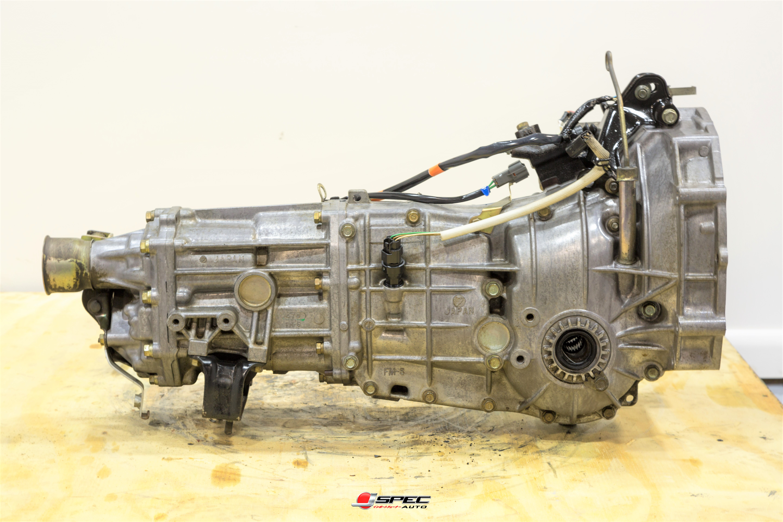 2005 Subaru Wrx Sti >> Used Subaru WRX 2002-2005 TY755VB4BA 5 Speed Transmission ...