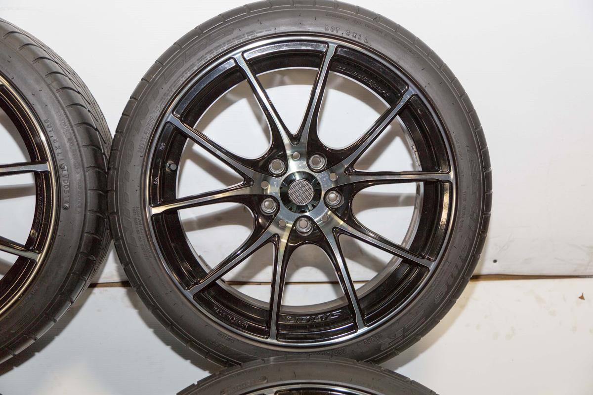 Weds Sport Sa10r Wheels Wheels J Spec Auto Sports