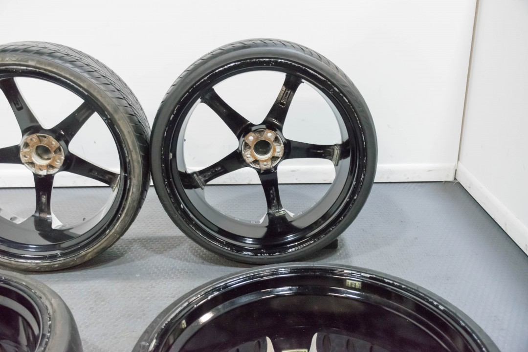 Giovanna Dalar 5 Rims Wheels 24x9 5 5x114 3 Bolt Pattern