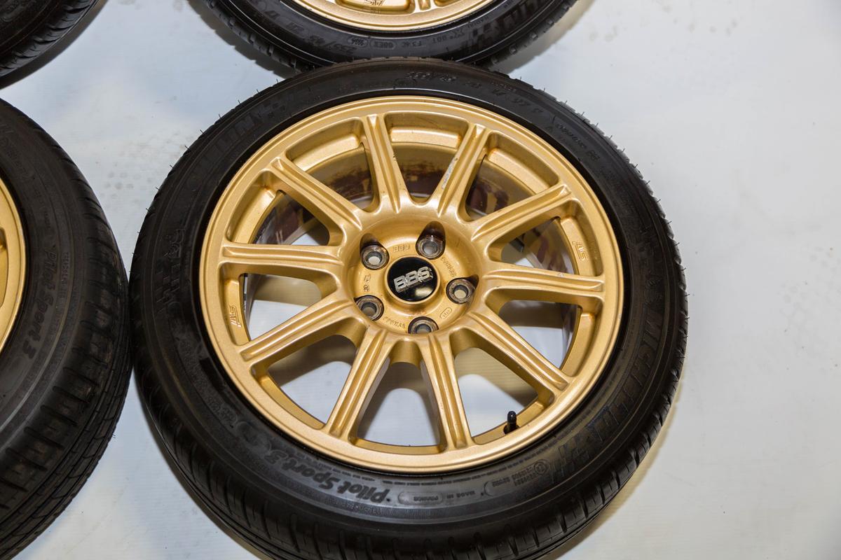 Subaru Wrx Sti Oem Bbs Wheels J Spec Auto Sports