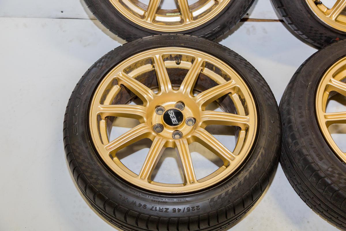 Subaru Wrx Sti 5x100 Bbs Wheels Wheels J Spec Auto Sports