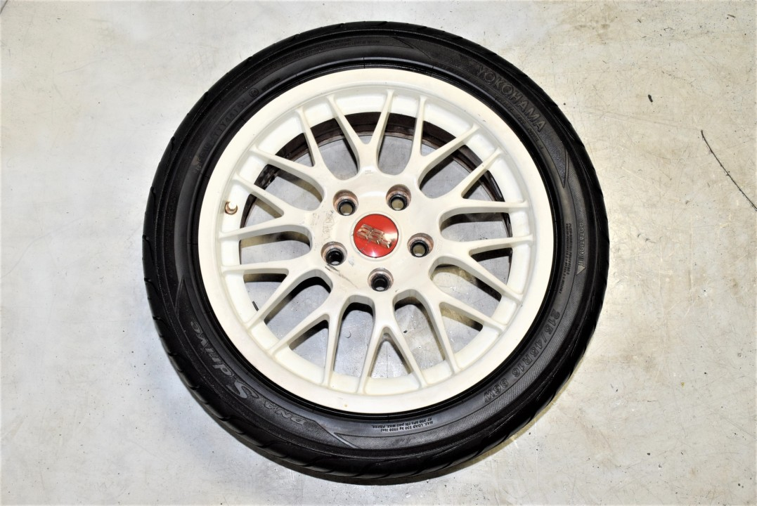 Subaru Engines For Sale >> JDM BBS RG312 White Forged Wheels 5x114.3 16x7 +43 Integra Civic Type R for Sale   Nissan   J ...