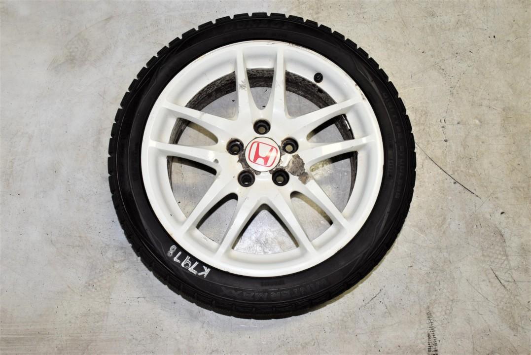 Used Wheels For Sale >> JDM Acura RSX Honda Integra OEM Type-R 5x114.3 Wheels 17x7 ...